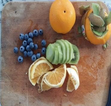 crostata di frutta fresca morbida