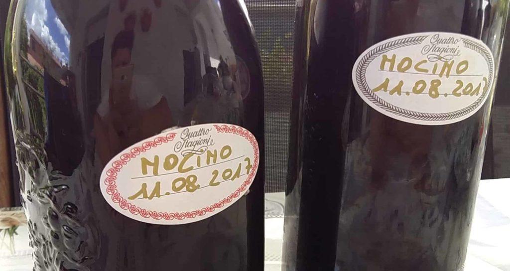 Ricetta Nocino Reggiano.Nocino Liquore Reggiano Per Allietare Il Dopo Pasto Unarasdorasingleincucina