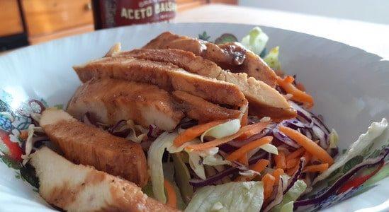 pollo aceto balsamico di modena giusti