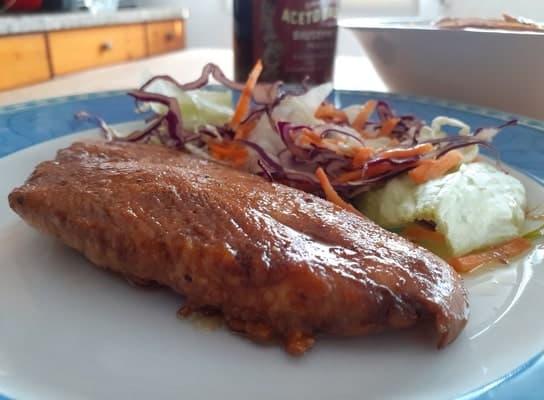 petto di pollo all'aceto balsamico_rasdora