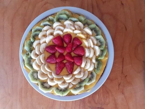 Ecco la golosa torta di frutta